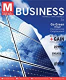 img - for M: Business book / textbook / text book