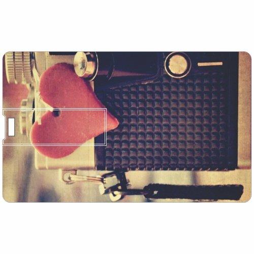Printland-Heart-PC80392-Credit-Card-Shape-8GB-Pen-Drive