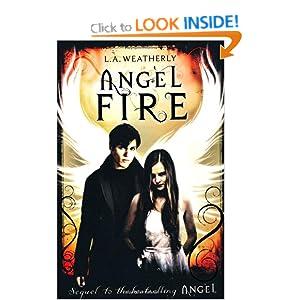 Angel Fire - L A Weatherly