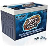 """XS Power D1600 16V 2,400 Amp AGM Battery with 3/8"""" Stud Terminal"""