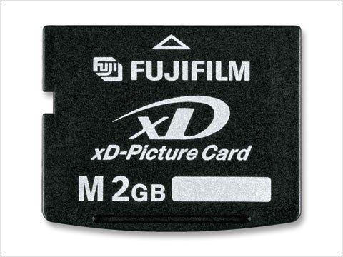 Carte XD 2 Go Type M