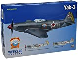 Eduard Plastic Kits 8457 - Maqueta de yak 3 Weekend Edition