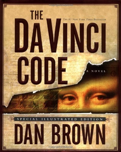 The Da Vinci Code, Special Illustrated Edition Unknown Edition By Brown, Dan (2004) front-1032708