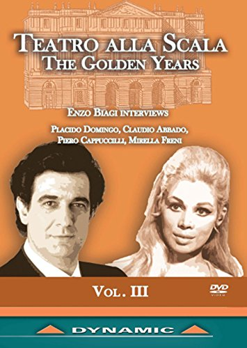 Teatro alla Scala: The Golden Years Vol. 3 [DVD