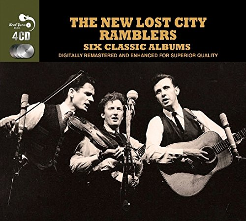 The New Lost City Ramblers-Six Classic Albums-Remastered-4CD-FLAC-2014-mwndX Download