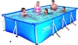 Bestway Frame Pool Family Splash - Steel Pro