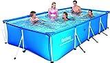 Bestway Frame Pool Family Splash - Steel Pro, 400 x 211 x 81 cm