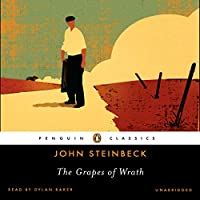 The Grapes of Wrath audio book