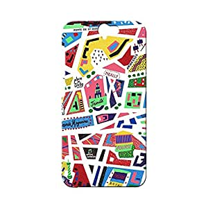 G-STAR Designer Printed Back case cover for HTC One A9 - G5639