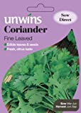Unwins Fine-Leaved Coriander Herb Seeds