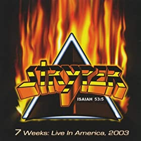 Cover image of song Winter wonderland by Stryper