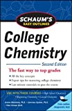 img - for Schaum's Easy Outlines of College Chemistry, Second Edition book / textbook / text book