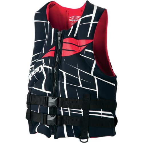 2013 Slippery Surge Neo Vests - Red - 3X-Large