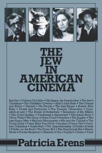 The Jew in American Cinema (Jewish Literature &)