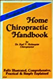 img - for Home Chiropractic Handbook book / textbook / text book
