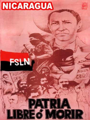 18x24-Political-PosterWorld-Solidarity-with-NICARAGUAAugusto-Sandino