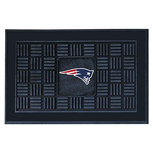 FANMATS NFL New England Patriots Vinyl Door Mat