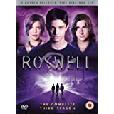 Roswell - Season 3 [DVD] [2000]by Shiri Appleby