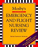 img - for Mosby's Emergency and Flight Nursing Review book / textbook / text book
