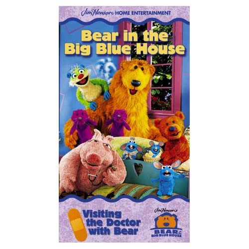 Amazon.com: Bear In The Big Blue House