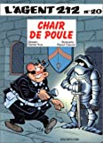 """Afficher """"L'Agent 212 n° 20 Chair de poule"""""""