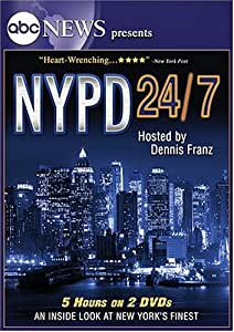 2pc:NYPD 24/7 - DVD