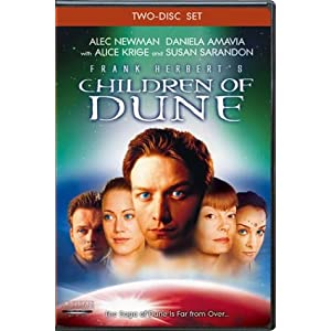Frank Herbert's Children of Dune: Sci-Fi TV Miniseries (Two-Disc DVD Set) movie