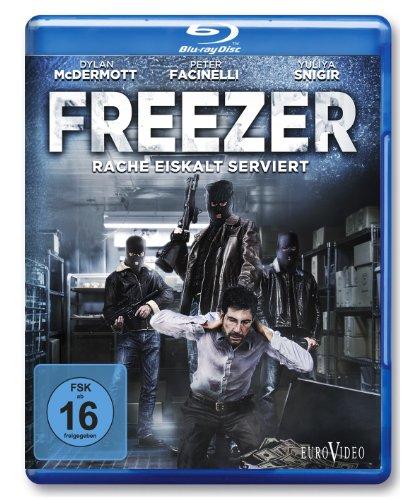 Freezer - Rache eiskalt serviert [Blu-ray]