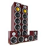 Beng V9M Heimkino Lautsprecher Set Surround Soundsystem (2x...