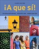 img - for Bundle: A que si!, 4th + SAM + Text Audio CD book / textbook / text book