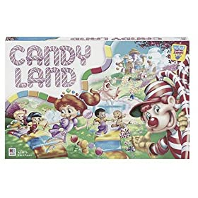 Candy Land board game!