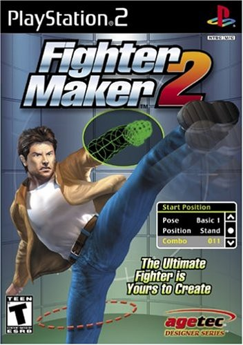 Fighter Maker 2 - PlayStation 2
