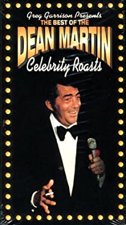 amazoncom the best of the dean martin celebrity roasts