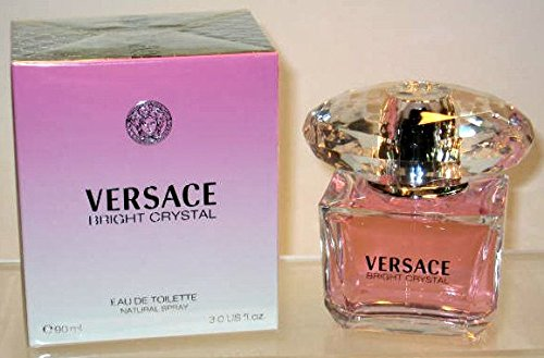 PROFUMO VERSACE BRIGHT CRYSTAL DONNA EDTV ML 50 no tester