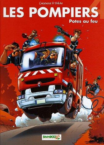 les potes au feu 28 images les pompiers 4 potes au feu issue les pompiers tome 2 hommes au. Black Bedroom Furniture Sets. Home Design Ideas