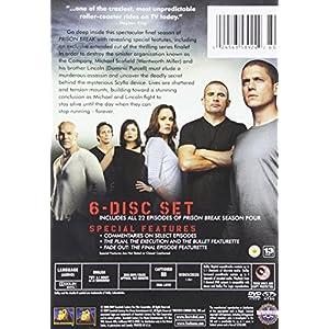 Prison Break: Season 4 [Import USA Zone 1]