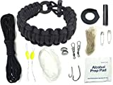 The Ultimate Paracord Survival Kit Bracelet: Food, Fire, Shelter