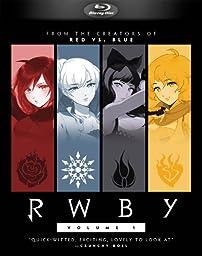 RWBY [Blu-ray]