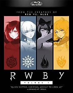 RWBY Blu-Ray
