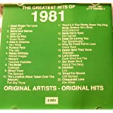 Greatest Hits of 1981