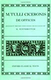 De Officiis (Scriptorum Classicorum Bibliotheca Oxoniensis)