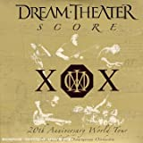 Score: XOX - 20th Anniversary World Tour Live with the Octavarium Orchestra Thumbnail Image