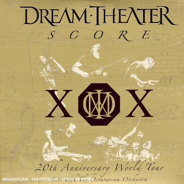 Dream Theater - Score [Disc 1] - Zortam Music