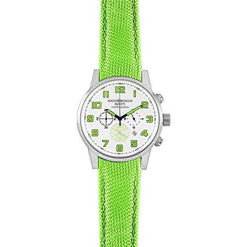 orologio cronografo unisex RoccoBarocco Sport trendy cod. RBS0020