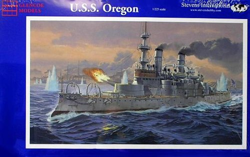 (GLN8301) WWI Battleship USS Oregon 1-225 by Glencoe - Buy (GLN8301) WWI Battleship USS Oregon 1-225 by Glencoe - Purchase (GLN8301) WWI Battleship USS Oregon 1-225 by Glencoe (Glencoe Models, Toys & Games,Categories,Construction Blocks & Models,Construction & Models,Vehicles,Naval)