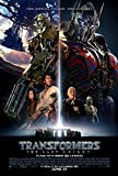 Transformers: Last Knight ~ 27x40 Double-sided Final Movie Poster