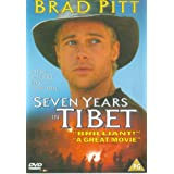 Seven Years In Tibet [DVD] [1997]by Brad Pitt