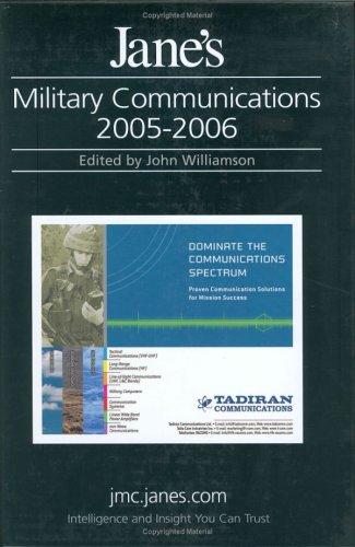 Jane'S Military Communications 2005-06