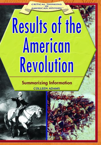 genertals of the american revolution essay