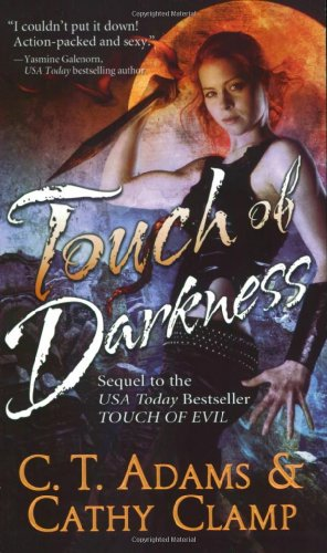 Image of Touch of Darkness (Thrall, Book 3)